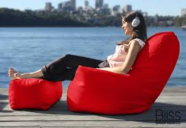 footstool bean bag bliss bean bags australia