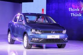 volkswagen ameo silver volkswagen ameo production begins at pune plant likely to be