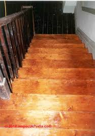 Laminate Flooring For Stairs Unsafe Stairs U0026 Steps Photos Of Stair Fall Hazards