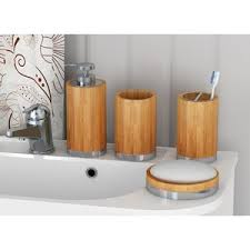 wood bathroom accessories you u0027ll love wayfair ca