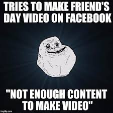Make Video Meme - this was me today on facebook and it made me feel awful imgflip