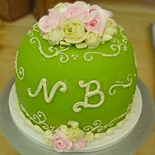 cakes online from the solvang bakery elegant monogram cakes for