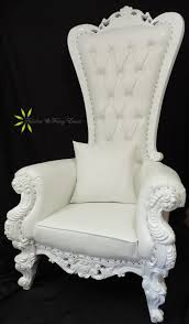 baby shower chair rental nj indoor chairs white throne chairs clear white chair king and