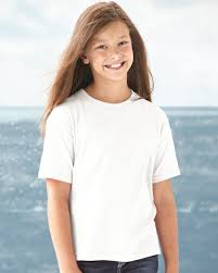 Hanes Our Most Comfortable T Shirt Hanes 5480 White Youth Comfortsoft Wholesale Blank Cheap T Shirt