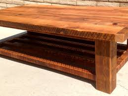 coffee table classic brown wood color and natural oval coffee