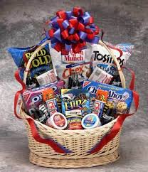 snack baskets 41 pc coca cola celebration snack and party gift basket