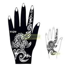 gorgeous flower henna tattoo stencil henna and stencils