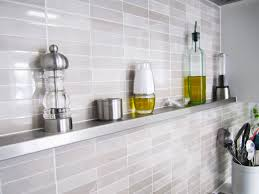 Small Kitchen Open Shelving White Wall Shelves For Effective Storage In Small Kitchen