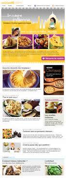 newsletter cuisine galerie de newsletters sur le thème the mailing book