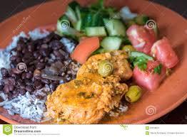 cuisine typique cuisine cubaine plat typique image stock image du frais trame