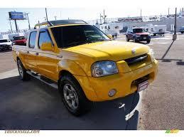 nissan frontier xe 2002 2002 nissan frontier sc crew cab 4x4 in solar yellow photo 20
