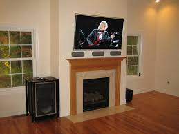 charlotte nc home theater installation interior design know what kind of your fireplace before make an