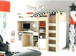 bureau 2 places lit mezzanine escalier tiroir lit mezzanine 2 places avec rangement