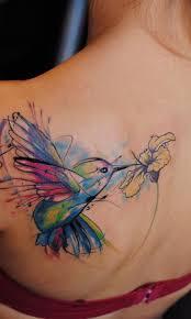 watercolor tattoos 2016