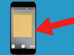 how to use the iphone u0027s document scanning feature business insider