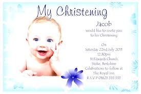 Invitation Card For Christening Free Download Futureclim Info