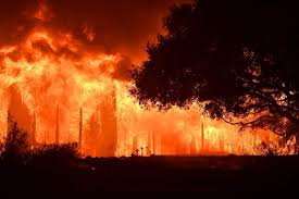 Ca Wildfire Training by Raging Wildfires In California The Boston Globe