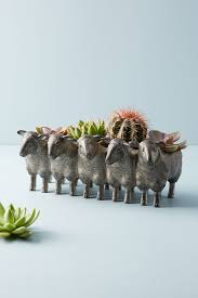 animal planter garden u0026 outdoor accessories anthropologie