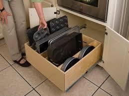 35 examples sensational kitchen cabinet drawers slides undermount