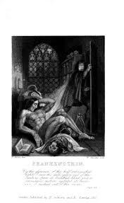 Frankenstein Shower Curtain by The Project Gutenberg Ebook Of Frankenstein Or The Modern