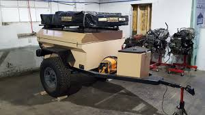 Lch M416 Off Road Trailer Land Cruiser Heaven