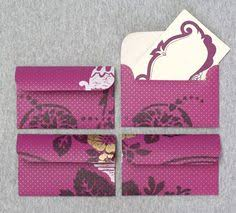 recycled paper envelopes tutorial envelopes cards and craft