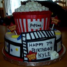 cheap birthday cakes cheap birthday cake ideas custom popcorn birthday cake ideas