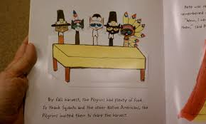 funny way to say happy thanksgiving american indians in children u0027s literature aicl looking for
