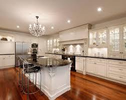 black and white kitchen contemporary