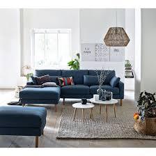 canap d angle la redoute canapé d angle fixe stockholm polyester confort e la redoute