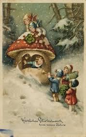 239 best tarjetas antiguas de navidad images on pinterest cards