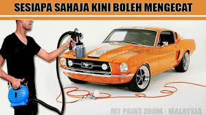 kereta range rover lama alat jimat kos mengecat kenderaan my paint zoom malaysia youtube