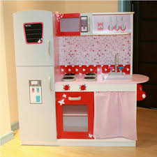 Toy Kitchen Set Wooden Tips Wooden Kitchen Playsets Pink Wooden Kitchen Playset