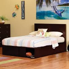 Full Storage Beds Simple Full Bed With Storage With Modeno Full Storage Bed Solid