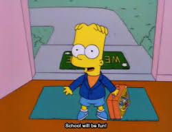 Bart Simpson Meme - the simpsons simpsons season 9 best of bart bart simpson reaction