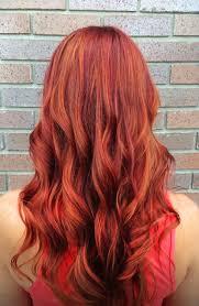 pravana 7cc carli u2013 red orange hair color red hair pinterest
