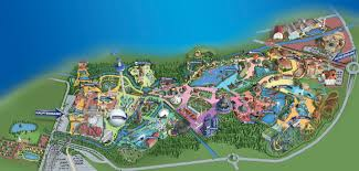 Six Flags New England Map by Europa Park 2013 Maps Pinterest