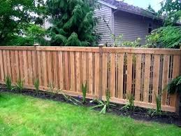 Backyard Privacy Fence Ideas Fence Backyard Cheap Privacy Fence Options Cheap Privacy Fencing