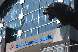 Bank Of America Stadium Map by Carolina Panthers Sign Commscope For Network Solutions At Bank Of