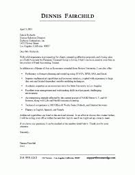 letter for sales professional