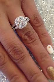 engaged ring best 25 custom engagement rings ideas on beautiful