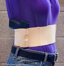 belly band belly band holster in 4 by the well armed woman the well armed