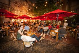 The Patio Resturant Downtown Houston Restaurants With A Patio Batanga