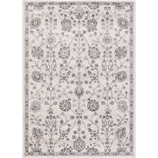 Concord Global Area Rugs Shop Concord Global Palermo Ivory Indoor Area Rug Common