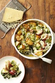 goodhousekeeping com spinach gruyère potato casserole recipe potato casserole