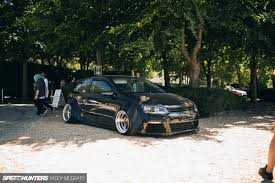 volkswagen polo black modified the bosotan volkswagen polo speedhunters