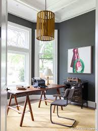 bureau deco design deco peinture chambre with contemporain chambre décoration de la