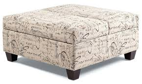 white footstool with storage storage footstool ottoman bench small