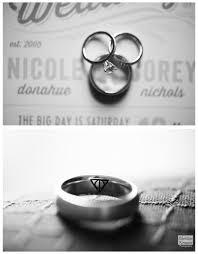 Harry Potter Wedding Rings by Nicole U0026 Corey Hershey Country Club Wedding U2014 Christine Krawiec