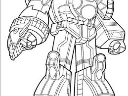 download power ranger coloring pages ziho coloring
